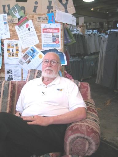 Art Cunningham - Sports Basement - Security Field Supervisor