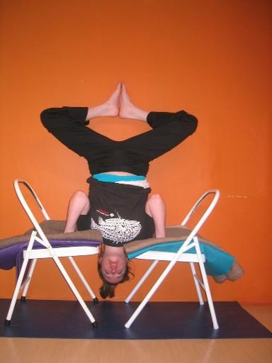 Yoga Student - Meredith