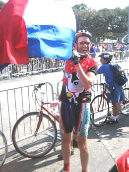 2nd Yr AIDS LifeCycle Cyclist - Bart