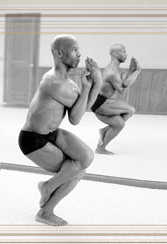 African American Yoga Teacher -  Bikram Yoga Teacher - La Mott Atkins