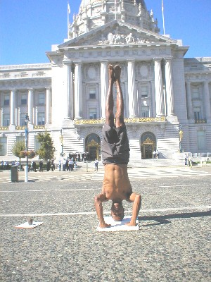 Free Yoga - City Hall - San Francisco