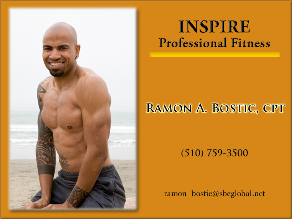 Ramon Bostic - Certified Personal Trainer