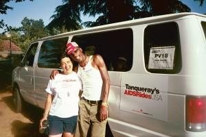 California AIDS Ride - Sag Wagon