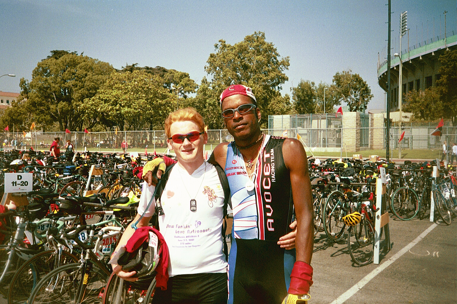 California AIDS Ride