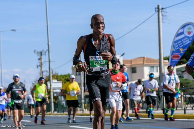Athen Marathon Runner | Tony Eason