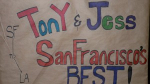 AIDS/Lifecycle Banner