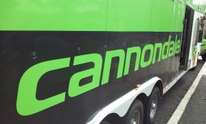 AIDS/Lifecycle Cannondale Logo