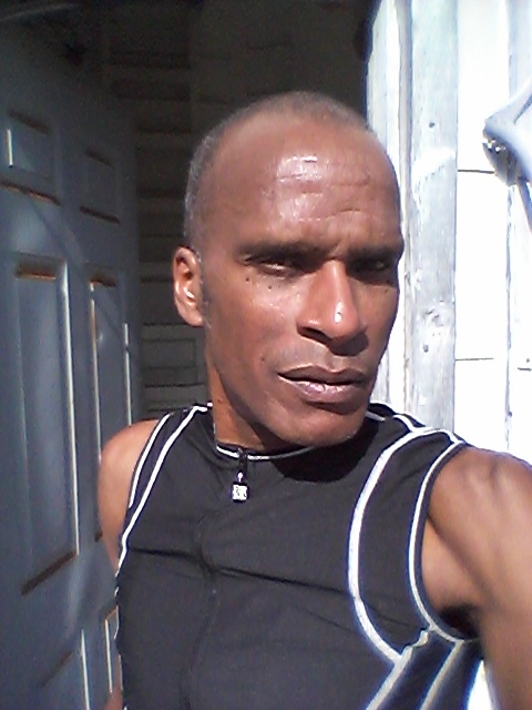 AIDS/Lifecycle Cyclist Tony eason