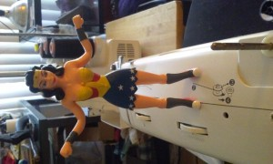 AIDS/Lifecycle Wonder Woman Doll