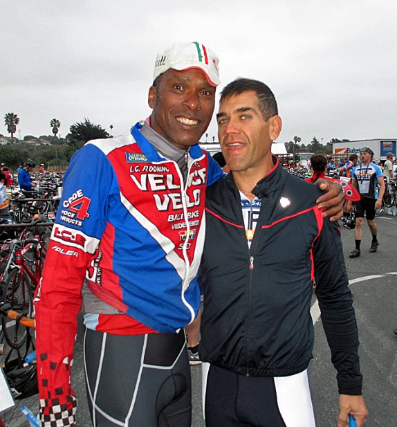 AIDS/Lifecycle 2011