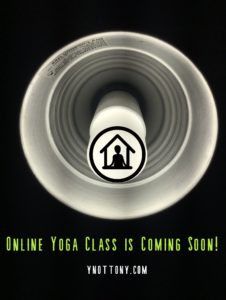 Zoom Online Yoga Teacher