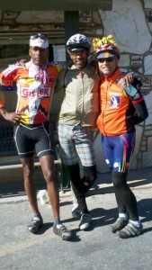 Cyclist, David Sears, Tony Eason, Michael Bracco