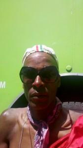 AIDS/Lifecycle Cyclist, Tony