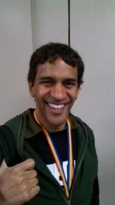 AIDS/Lifecycl Crew Member, Alex Bernardin