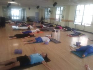 Active Sports Yoga Studio