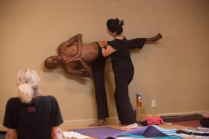 Ardha Chandrasana   Yoga Tree Yoga Class