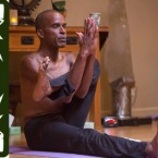 Best of The Bay Yoga Teacher in Dandasana