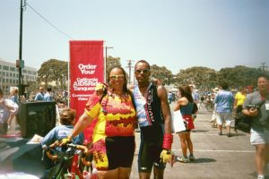California AIDS Ride Participants