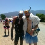 AIDS/Lifecycle Roadie