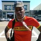 Cyclist, Rider in San Francisco