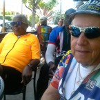 AIDS/Lifecycle Fans Barry Elliot and Friends