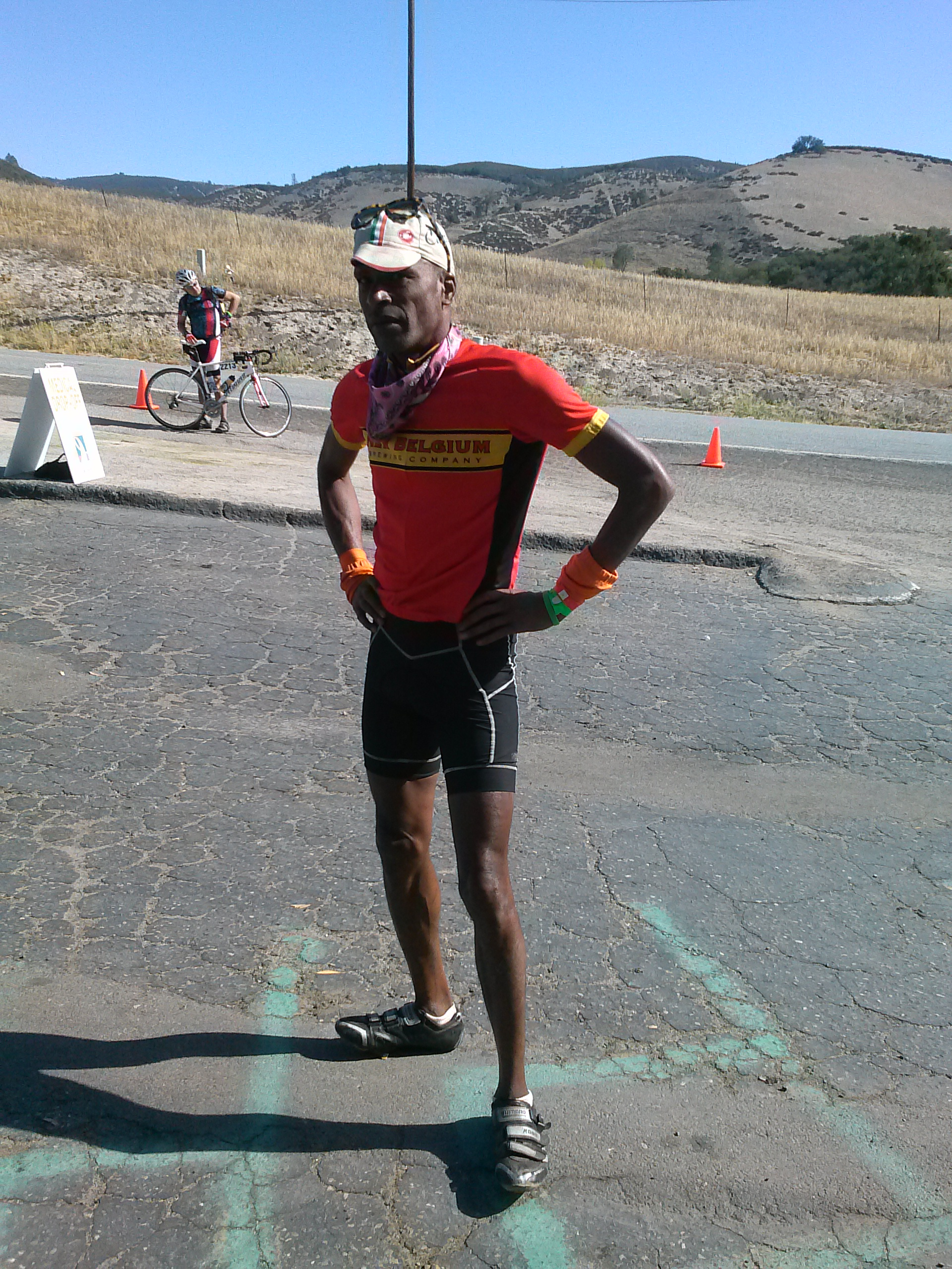 AIDS/Lifecycle Cyclist