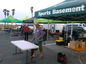 AIDS/Lifecycle Sports Basement Bike Tech Station