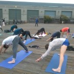 Yoga Pier 39 /San Francisco