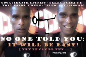 Crunch Fitness Yerba Buena Yoga Studio
