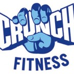 Crunch Yoga Class Logo