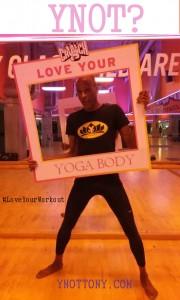Crunch Gym Yoga Pose San Francisco