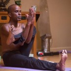 Yoga Teacher, Tony Eason Dandasana