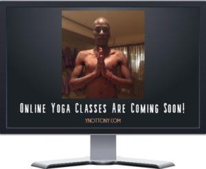 Zoom Online Yoga Classes with Tony Eason
