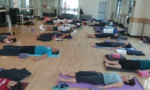 Yoga Class at Active Sports Club Oakland