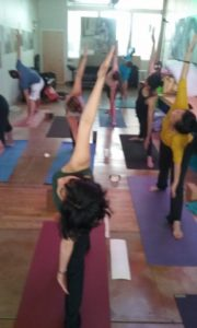 Yoga Class San Francisco