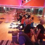 Yoga Class at Crunch Fitness Yerba Buena