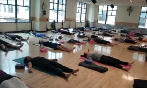Yoga Class at Active Sports Club Oakland 12th Street