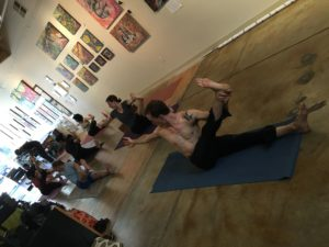 Yoga Teacher San Francisco