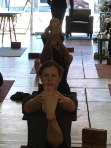 Yoga Class in San francisco