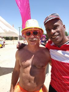 AIDS/LIFECYCLE 2017 OTTER POP ROADIE