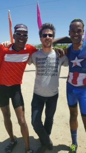 AIDS/LIFECYCLE 2017 2 Bikes 1 Driver