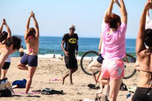 Yoga Teacher, Tony eason