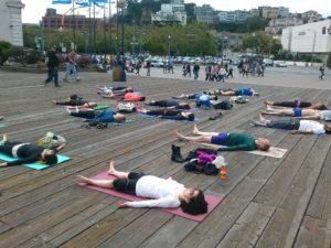 Yoga Pier 39 San Francisco