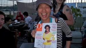 Ms. Oprah Evite