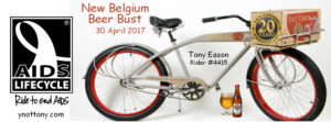 New Belgium Brewery Party