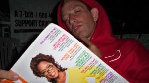 Oprah Magazine Photo