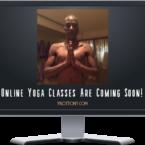 Online Yoga Class Yoga Teacher, Tony Eason