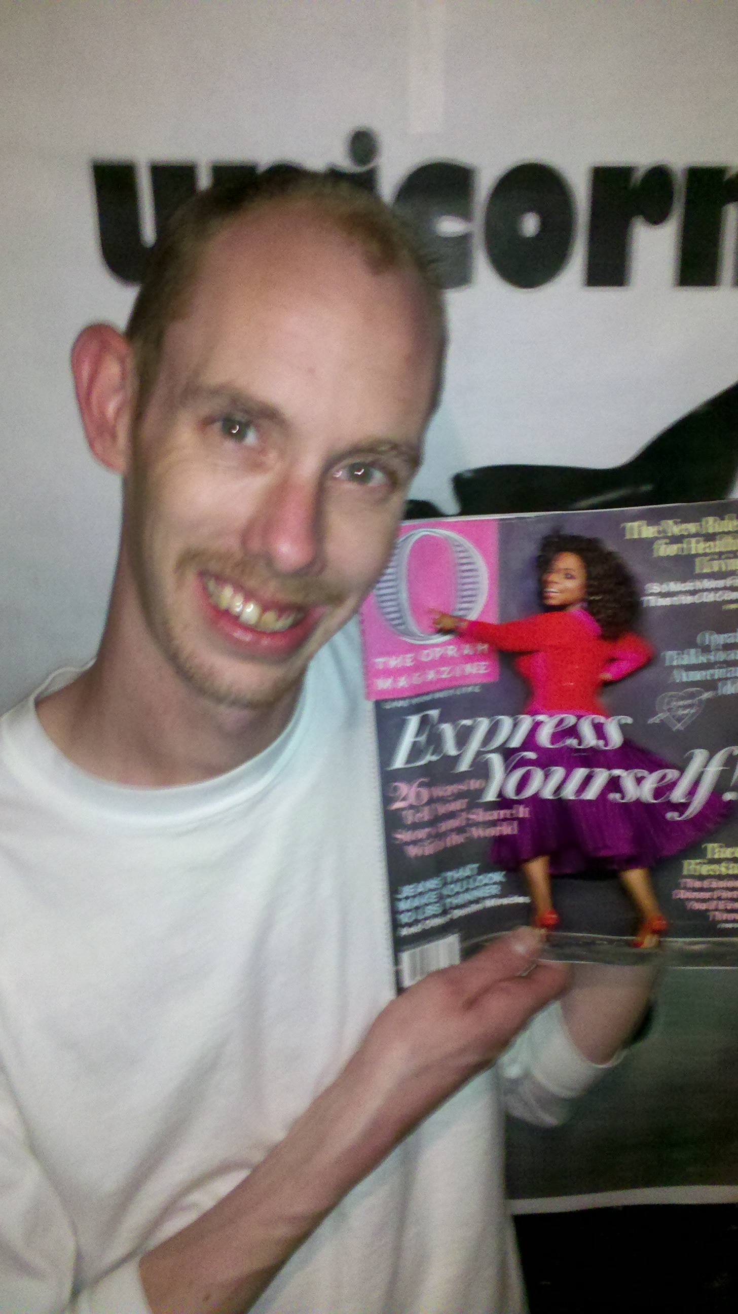 Oprah Fan - boy