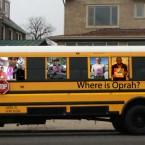 Oprah Bus