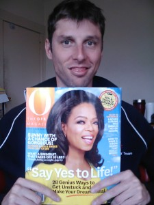 Oprah Winfrey Guy Fan